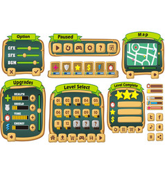 Game gui 3 vector