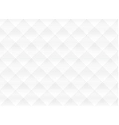 abstract white and gray subtle lattice pattern vector image
