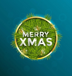 Christmas Background 4 vector image