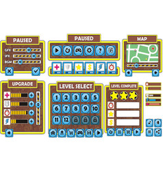 Game gui 2 vector