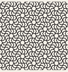 seamless stripes pattern modern stylish texture vector image