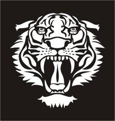 Tiger print vector