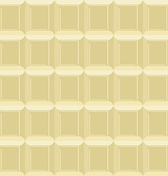 White chocolate seamless pattern Texture milk vector image vector image