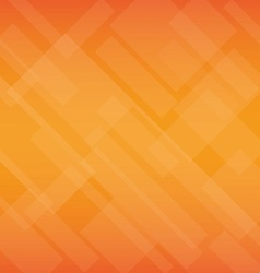 orange bg with squares vector image vector image