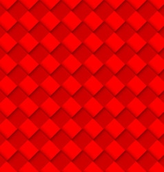 Seamless pattern square vector image vector image