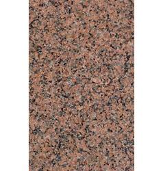 Polygonal marble sheet slab in red black vector