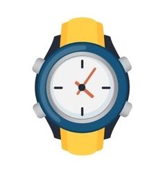 Hand watch vector image