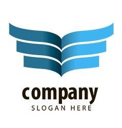 logo printed vector image