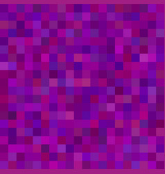 abstract square mosaic background - geometric vector image