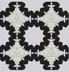 rhoomb repetition design simple mosiac pattern vector image