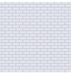 brick wall background Eps10 vector image