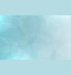 Abstract neutral background smooth bubbles vector
