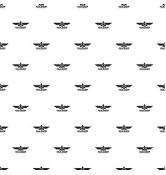 avia show pattern seamless vector image