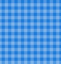 Blue Tartan Plaid Seamless vector