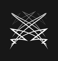 Sacred geometry 0014 vector