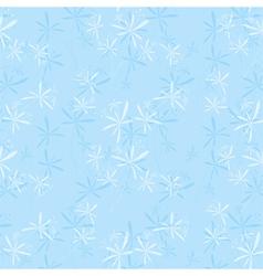 Springtime Flower Seamless Pattern vector image vector image