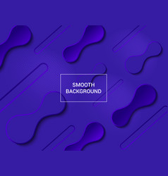 abstract purple smooth background vector image