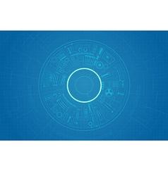 CircleLight preview vector