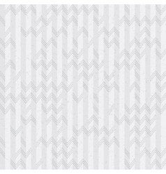pattern with zigzags vector image