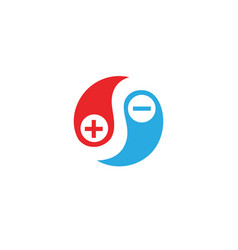 Hospital logo and symbols template icons app vector