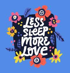 motherhood slogan inscription on blue background vector image