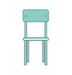 School chair design vector