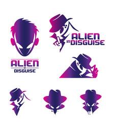 Alien in disguise volume 2 vector
