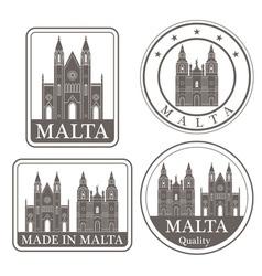 Malta vector
