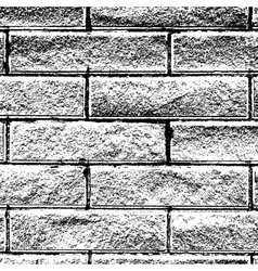 Background Distressed Brick vector