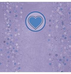 vintage frame design EPS 8 vector image