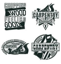 Carpenter Logo Vector Images Over 1 500