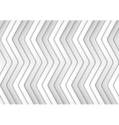 Abstract smooth stripes grey background vector