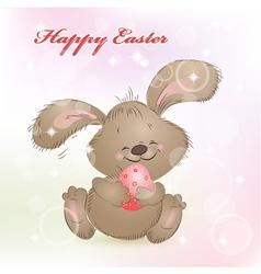 aester rabbit3 vector image vector image