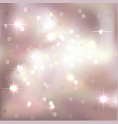 bright light pink background festive design vector image