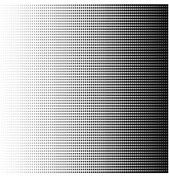 halftone dots format stylish vector image