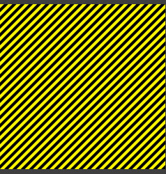 black yellow stripe seamless pattern background vector image vector image