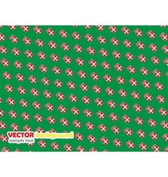 GIF CARD vector image