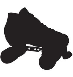 Skate Silhouette vector