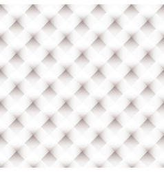 White latice background vector image