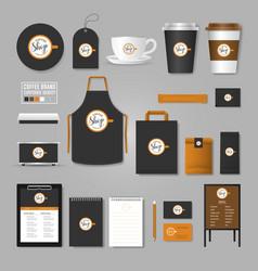 Logo concept -corporate identity template vector