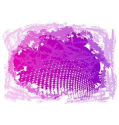 magenta abstract background vector image