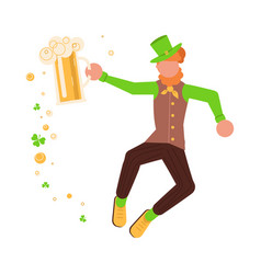 St patricks day banner vector