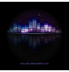 Volume background isolated vector image