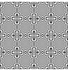 Design seamless monochrome speckled background vector image