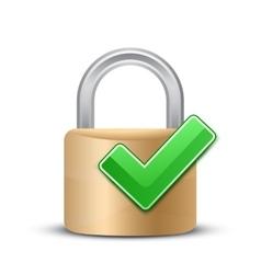 Combination lock vector