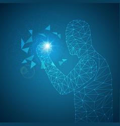 Human activities contribute to success vector