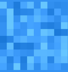 Geometric square pattern background - design from vector