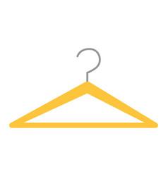 Isolated hanger design vector