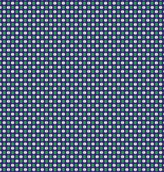 Navy green dots vector