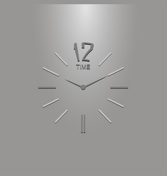 time icon watch vector image